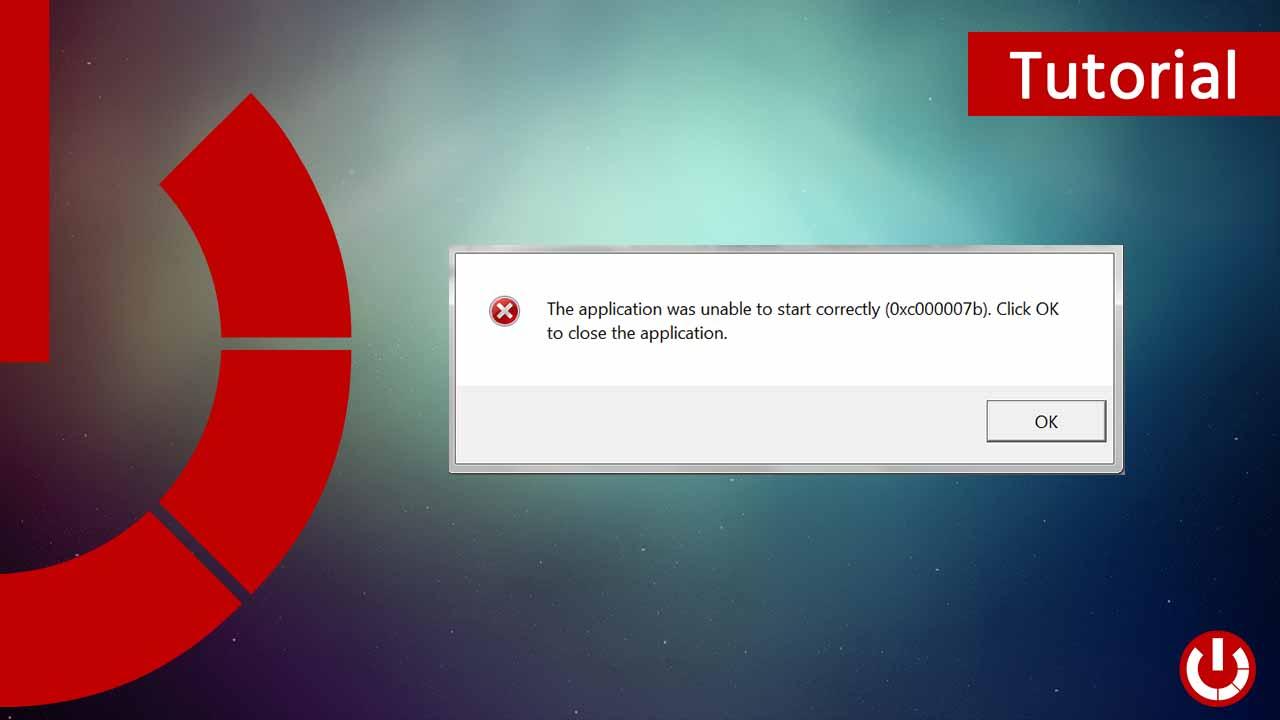 Come risolvere l'errore 0xc000007b su Windows