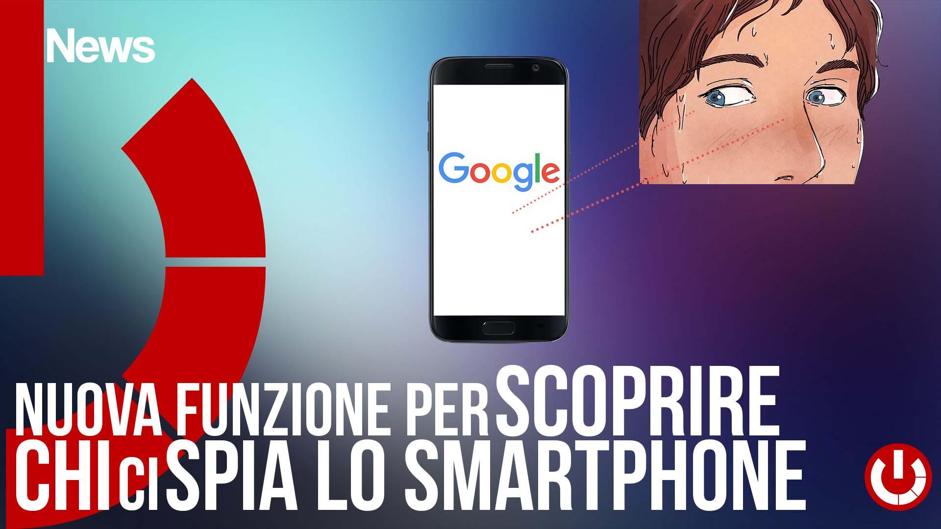 Google ci impedisce di guardare su altri smartphone